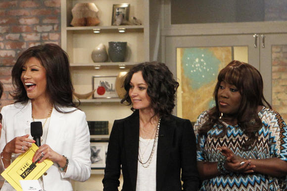'The Talk' on CBS