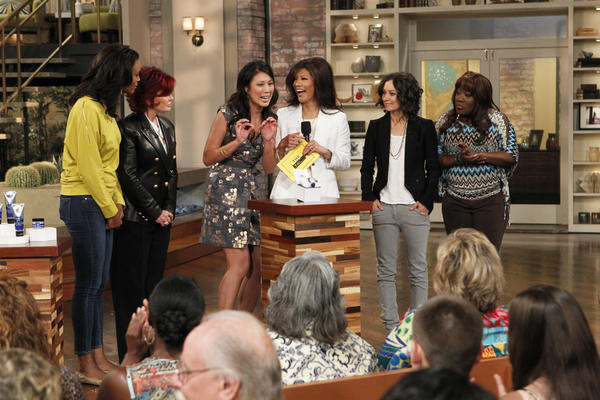 "CBS has renewed its entire daytime slate, including ""The Talk,"" which has seen double-digit ratings growth in its third season."