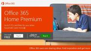 Microsoft has begun selling subscriptions for Office 365 Home Premium, a cloud-based version of its office suite programs that also includes a handful of additional features.