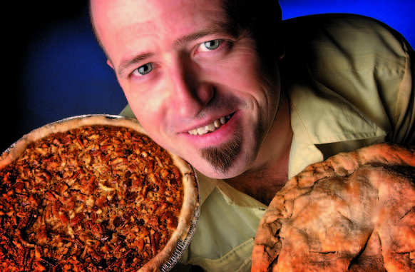 Dangerously Delicious Pies owner Rodney Henry.