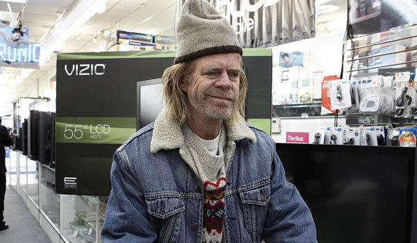 "William H. Macy stars in the Showtime series ""Shameless."""
