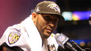 Ray Lewis denies using banned substance to hasten recovery