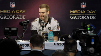 Ravens QB Joe Flacco speaks up for Art Modell