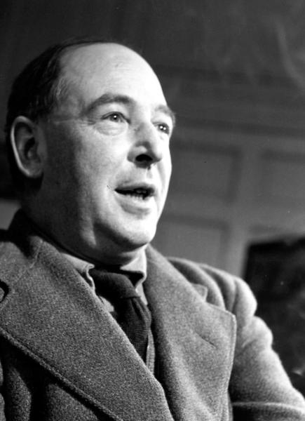 Author C.S. Lewis
