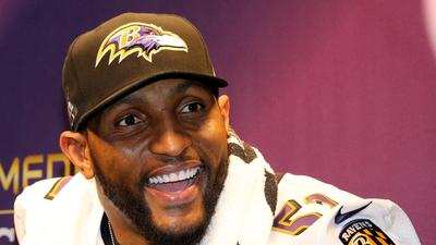 Jim Nantz, Phil Simms say Ray Lewis only part of Baltimore Rave…