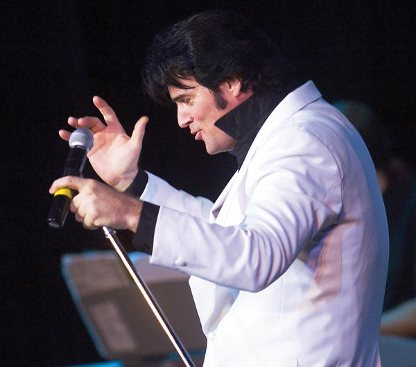 Chris MacDonald will perform Memories of Elvis in Concert will be at 7:30 p.m. Saturday, Feb. 2, at The Maryland Theatre, 21 S. Potomac St., downtown Hagerstown.