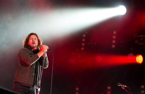 """An Evening with Pearl Jam"" rocks Wrigley on July 19."