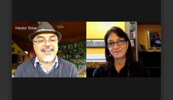 "Hector Tobar interviews author Amy Wilentz about her new book, ""Farewell, Fred Voodoo."""