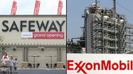 Safeway Inc. has launched a gas rewards program with ExxonMobil.