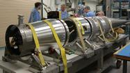 NASA is launching a rocket from Wallops Island, Va., Tuesday to test technology for future missions, and it could be visible in the early evening sky.