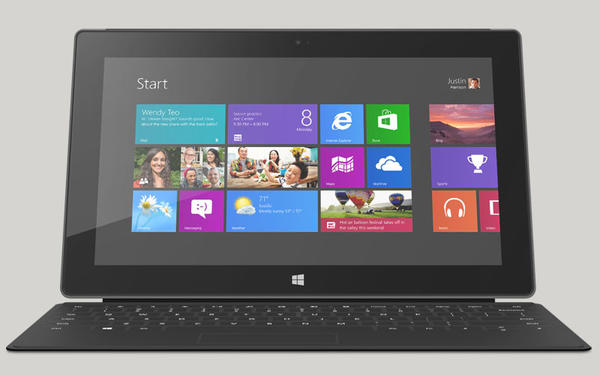 The Microsoft Surface Pro has significantly less available storage space than you might think.