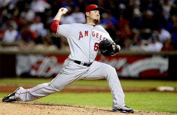 Angels avoided arbitration with reliever Kevin Jepsen on Tuesday