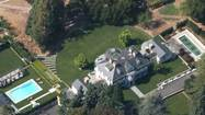SAN FRANCISCO -- Tongues are wagging that SoftBank's billionaire founder, Masayoshi Son, may be the buyer of a $117.5-million estate in Woodside.