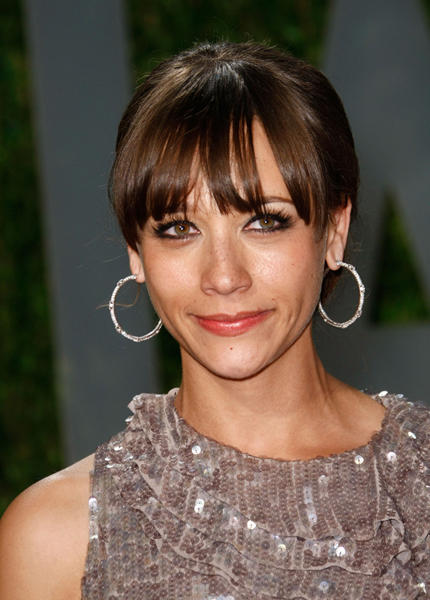AskMen's 99 most desirable women: Stunningly beautiful Rashida Jones (yes, daughter of Quincy Jones) is 34 years old today.