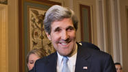 Senate overwhelmingly approves John Kerry for secretary of State
