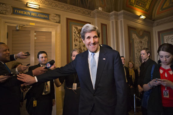 John Kerry, secretary of state