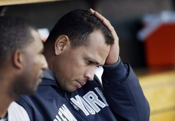 Alex Rodriguez could serve out a 50-game suspension while on the disabled list if league investigators find him guilty of using banned substances.