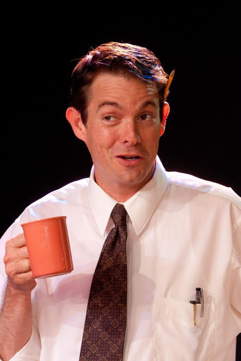 Picture: Timothy Williams in 'Laughter on the 23rd Floor'