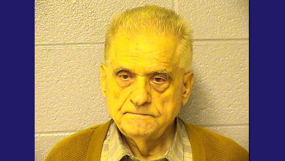 William Papagianis, 76. Cook County Sheriff's photo