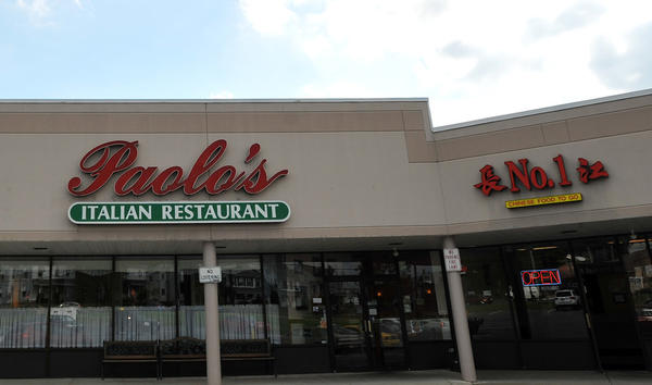 Paolo's Italian Restaurant along Cherryville Road in Northampton closes.