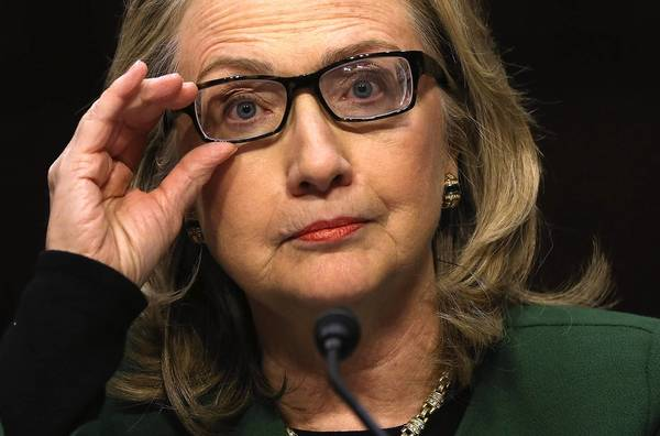 U.S. Secretary of State Hillary Clinton testified before the Senate Foreign Relations Committee last week and talked about the threat posed by al-Qaida.