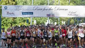 Run for the Dream organizers anticipate 2,500 for each race