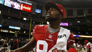 The San Francisco 49ers' Randy Moss said Tuesday that he is the best wide receiver to ever play in the National Football League.