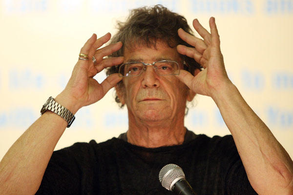 "Singer <a class=""taxInlineTagLink"" id=""PECLB003503"" title=""Lou Reed"" href=""/topic/entertainment/music/lou-reed-PECLB003503.topic"">Lou Reed</a> turns 70."