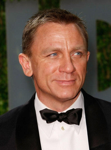"Blond Bond <a class=""taxInlineTagLink"" id=""PECLB001169"" title=""Daniel Craig"" href=""/topic/entertainment/movies/daniel-craig-PECLB001169.topic"">Daniel Craig</a> turns 44 today."