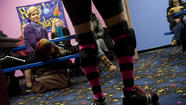 Pictures: The Rollergirls