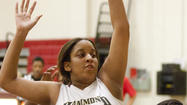 30-second Timeout with ... Jameelah Wallace, Hammond girls basketball forward