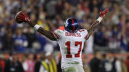SUPER BOWL XLII: New York Giants 17, New England 14