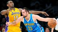 Ryan Anderson, Metta World Peace