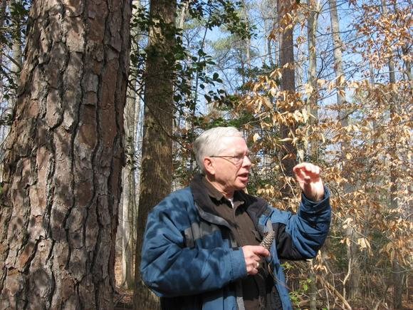Charlie Dubay will help you learn to ID bare trees in winter during Feb. 2 walk.