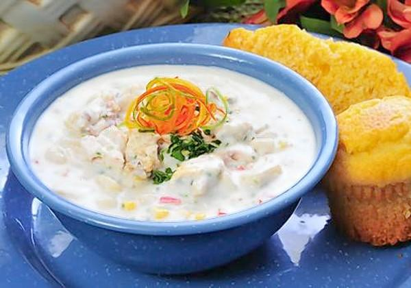 Look for the recipe for Country Mullet Chowder at OrlandoSentinel.com/thedish.
