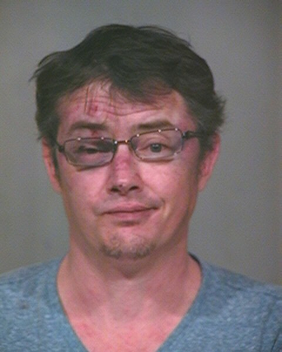 Mug shots of the rich and infamous: Actor Jason London