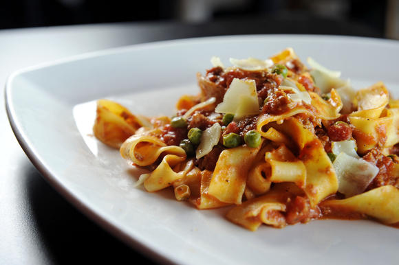 Zagat voters say that bolognese is their favorite pasta sauce