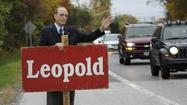 Anne Arundel County Executive John Leopold treated the county government as his personal fiefdom, and he acted as if those paid by the public were his servants. He ordered them to engage in activity to further his political career, to facilitate his liaisons and to take on the demeaning task of changing his urinary catheter bag. That makes him a terrible boss and a bad public servant. Judge Dennis Sweeney ruled Tuesday that it also makes him a criminal. His decision in this case sets an important and wise precedent in the state's vague public corruption law and offers the promise that Anne Arundel County can put this tawdry episode behind it.