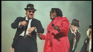 Belushi, Brown - Super Bowl XXXI