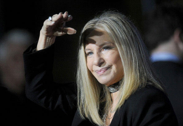 Actress Barbra Streisand attends the premiere of Paramount Pictures' 'The Guilt Trip at Regency Village Theatre on December 11, 2012 in Westwood, California.