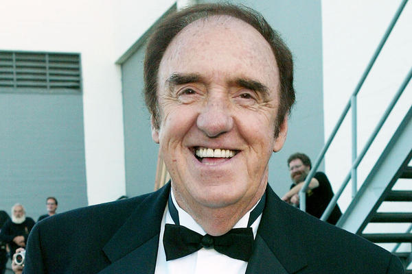 Jim Nabors, shown at the TV Land Awards in 2004, has married Stan Cadwallader, his partner of 38 years.