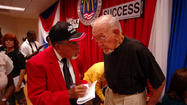 Tuskegee Airman Yenwith Whitney