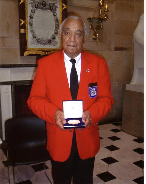 Robert Decatur, former Tuskegee Airman passed in Titusville on August, 19, 2009.