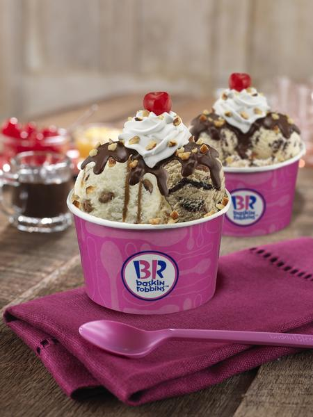 "Ice cream soothes the soul and the stomach, so take advantage of this Baskin Robbins deal: The Wednesday before Valentine's Day, head to the closest shop, where if you build your own, two-scoop sundae, you'll get a second one free. Stick them both in your freezer and eat them all by your lonesome on V-day. There are Baskin-Robbins stores in West Hartford and Glastonbury. Information: <a href=""http://www.baskinrobbins.com"">www.baskinrobbins.com.</a>"
