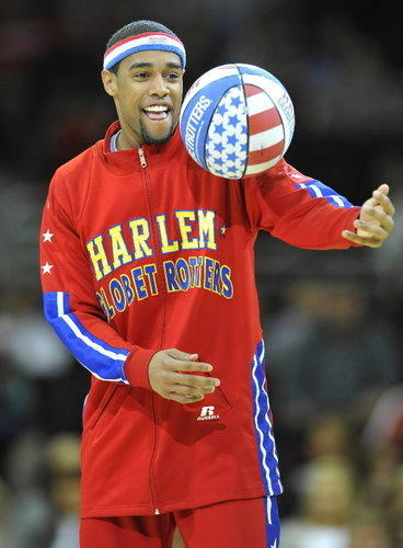 "The Harlem Globetrotters show off at Mohegan Sun Arena at 7 p.m. Feb. 14. Tickets <a href=""http://www.ticketmaster.com/event/1D004939D6028779?brand=globetrotters&camefrom=cfc_globetrotters_web2013"">here.</a><br>"