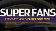 "<em>Leading up to and after the Super Bowl, we'll be sharing dispatches sent to us by Ravens fans going to New Orleans. We hope that ""Super Fans: A fan's-eye view of XLVII"" allows the rest of Ravens Nation to share in their experience. </em>"