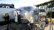 Refurbished Airstreams showcase small-space living as lodging