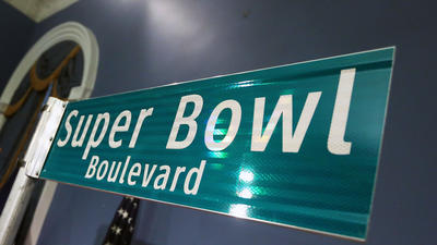 Where to watch the Super Bowl