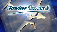 Hawker Beechcraft employment dips below agreement with state