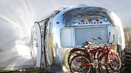 Classic Airstreams updated for modern living